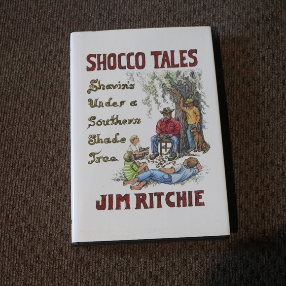 Other - Shocco Tales Jim Ritchie Book
